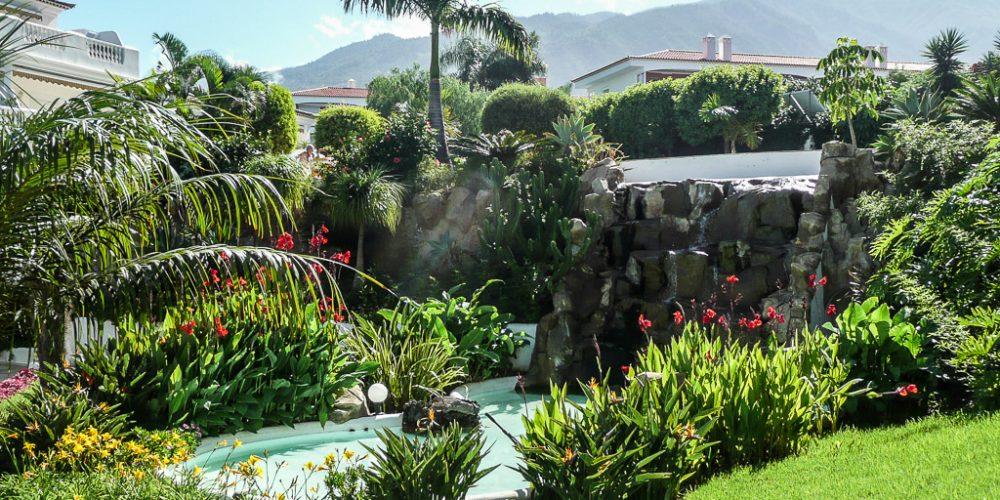 Jardín & Riegos