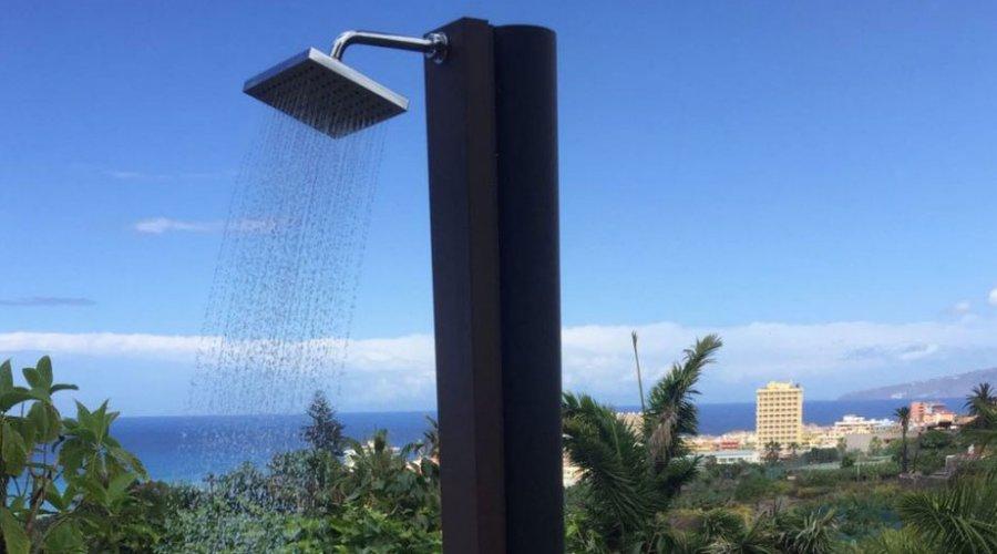 Solarduschen von Tenerife Verde