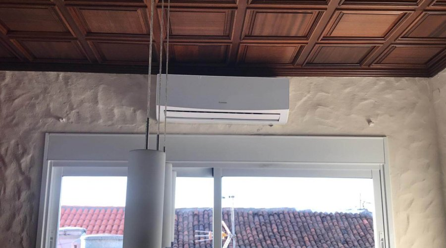 Vielseitig einsetzbar – die Klimaanlage