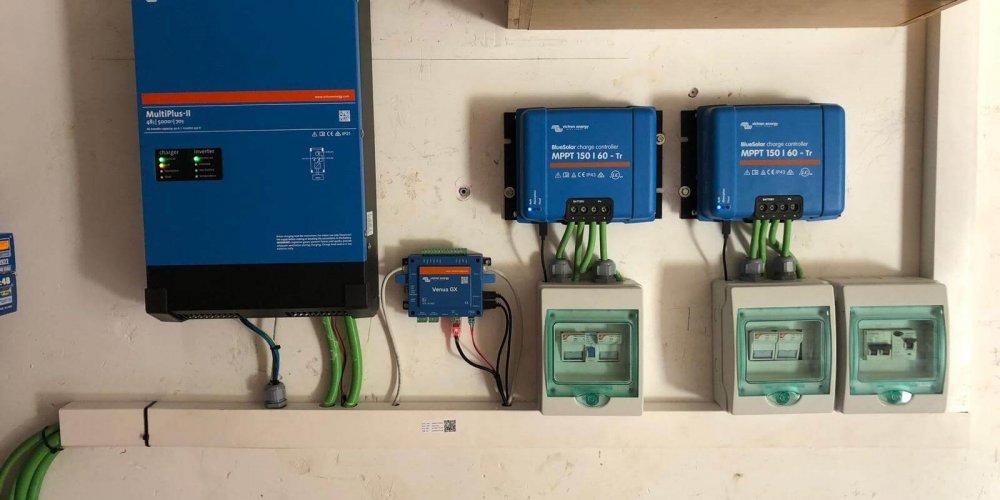 Photovoltaik auf Teneriffa